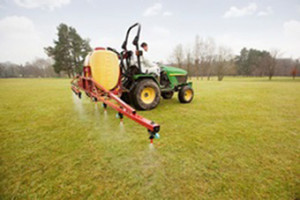 Is the huge number of pesticide handling courses an indication of the volume of chemicals being applied by our food growers ?