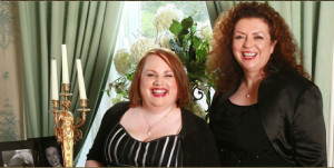 Bellcanto duo, Ailish Walsh-O'Connor (left) and Bríd Mills will perform with their group, guest performers and the Castleisland Parish Choir on Sunday, June 21st.