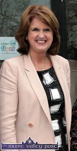 Tánaiste and Minister for Social Protection, Joan Burton T.D