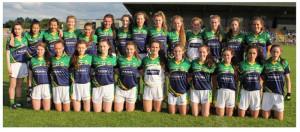 Kerry 2015 All-Ireland U-16 Ladies Football Champions.
