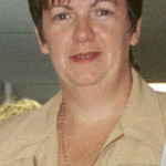 The late Siobhan Culloty (née McQuinn) Arabella, Ballymacelligott