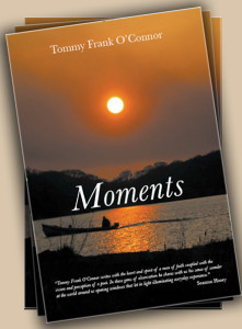 Moments will be launched at The Meadowlands Hotel in Tralee on Sunday between 2-30 and 4-30pm.