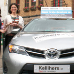 Cordal Native, Tralee Resident Catherine is CU July Car Winner
