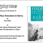 Just off the Press: 'Finding your Ancestors in Kerry'