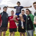 John Lenihan Takes U-18 Rugby Squad to the Highest Point