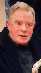 The late John Ahern.