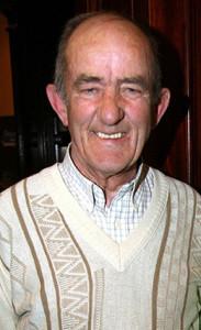 The late John O'Keeffe, Listowel.  ©Photograph: John Reidy