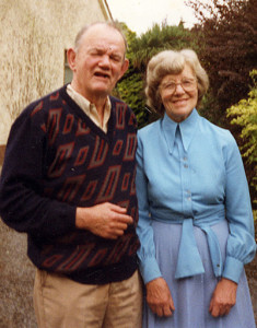 Paddy and Pat Hannon, RIP.