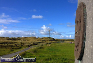 Casement's lonely vigil from his monument at  Banna. ©Photograph: John Reidy