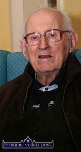 The late Garrett McCarthy, Castleisland.
