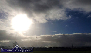 There is great hope that the weather is clearing towards the weekend and beyond and that the annual Castleisland Horse Fair Day will be fine. ©Photograph: John Reidy