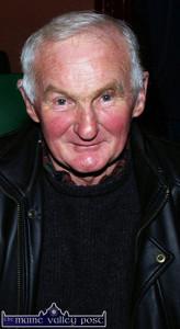 The late Jerome McEllistrim, Ballymacelligott.  ©Photograph: John Reidy
