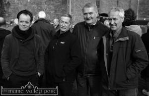 Muiris Ó Rócáin Funeral Miltown Malbay 20-10-2011