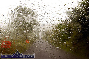 Watercoloured Day: Met Éireann has issued a warning for today.  ©Photograph: John Reidy