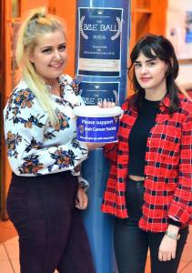 Aisling Kirwan, Castleisland and Amber Hayes, Drogheda November