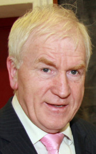Minister Jimmy Deenihan, TD issued a statement of the passing of his friend of 45 years. ©Photograph: John Reidy