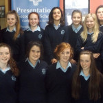 Poetry Aloud Honour and CIT Business Quiz for St. Joseph's Girls
