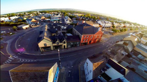 The eye-in-the-sky ability of Drone Technology should be brought into play against the criminals roaming rural Ireland. Photograph: Micheál O'Rourke / June 2015