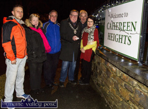 Cahereen Heights Lights Switch On 18-12-2015
