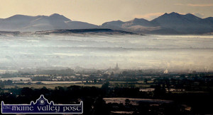 The scene from Glounsharoon which greeted visitors to Kerry on Christmas Eve 2009. ©Photograph: John Reidy