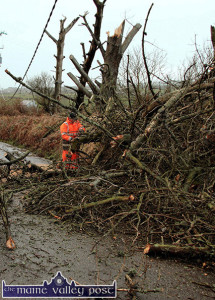 Weather Warning: Kerry County Council has warned, and issued advice to, the public on the Red Alert weather due over the coming hours and days.  ©Photograph: John Reidy