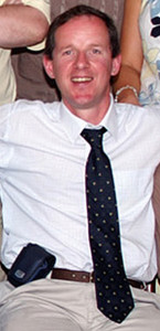 Dr. James Lordan - Castleisland should be proud of him - said Joe Browne. ©Photograph: John Reidy