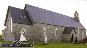 The Church of the Immaculate Conception, Cordal.