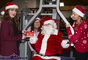Santa Signed up for An Riocht Mega Deal 10-12-2015
