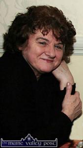 The late Mary Gilbert Walsh, Castleisland and Lixnaw.   ©Photograph: John Reidy