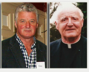 Mikie O'Connor writing of bonds and fond memories of his late uncle, Fr. Denis Costello.