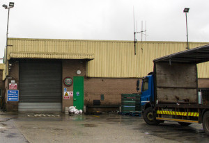 The soon to be abandoned Heineken base on the Tralee Road Industrial Estate. ©Photograph: John Reidy