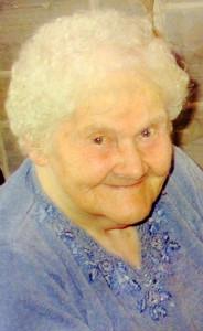 The late Mrs. Ann Reidy nee Hogan,  Mullin, Scartaglin.