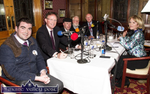 Drive Time with Mary Wilson in Castleisland 22-2-2016
