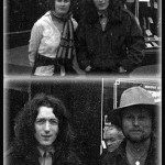 Old Negatives,1976, John Creedon, Radio One and Rory Gallagher