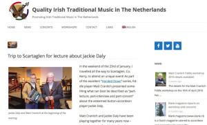 Martin Van Hensbergen's article.