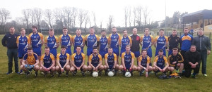 Ballymac senior squad made a winning start to their Co League campaign on Sunday last.