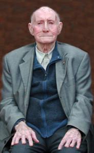 The late Dan O'Shea, Ballybeg, Currow. ©Photograph: John Reidy