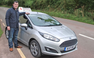 Darragh Stack's Driving School can point to a 90% plus test success rate among his students.