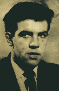 James Gerard O'Mahony, RIP-  in a portrait before he left for Australia in 1963.
