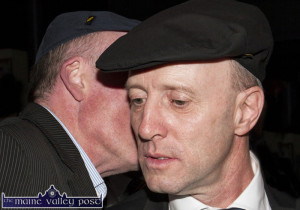Michael Healy Rae TD at the General Election Count 27-2-2016