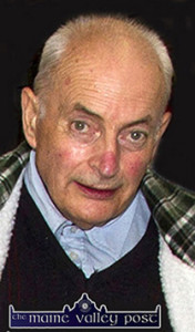The late Philip Griffin. ©Photograph: John Reidy