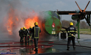 Staged Emergency at Kerry Airport 23-3-2011