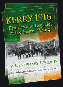 The new book which will be launched on Friday, April 22nd in Tralee.