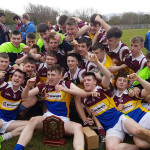 Memorable Win for Cordal/Scart in Div. 3A Minor Final