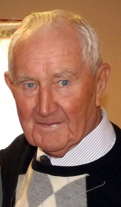 Denis Brosnan - penned a tribute to a life-long neighbour and friend.