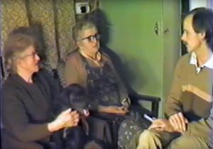 Julia & Eily Sheehy 1981:82