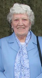 The late Bridget 'Bridie' O'Sullivan. ©Photograph: John Reidy