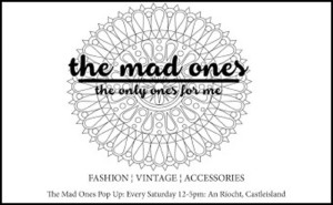 For more information on The Mad Ones just click on the advert here.