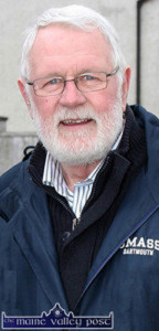 John Buckley and Martin Ferris TD in Castleisland 29-3-2014