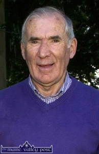 Weeshie Fogarty - Radio Kerry's  award winning  commentator and presenter. ©Photograph: John Reidy